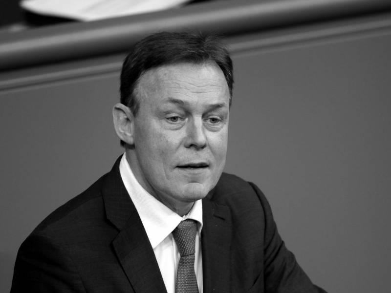 Trauer Und Bestuerzung Nach Tod Von Thomas Oppermann
