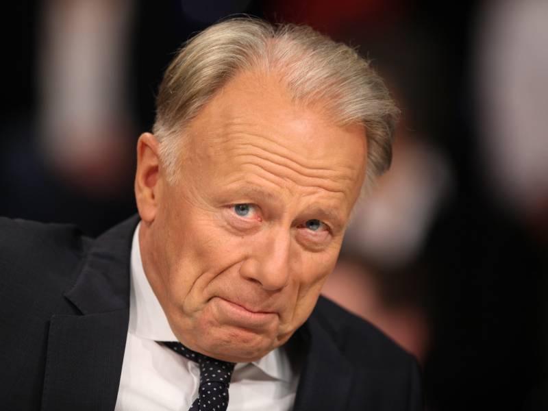 Trittin Tritt Zur Bundestagswahl 2021 Wieder An