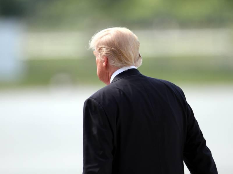 Trump Will Krankenhaus Noch Am Montag Verlassen