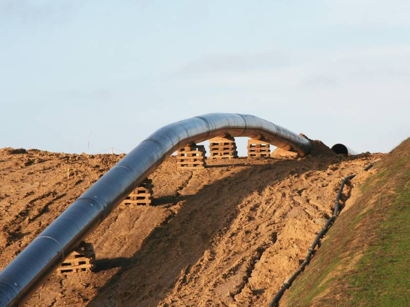 Umweltverbaende Gegen Eu Hilfen Fuer Gasprojekte