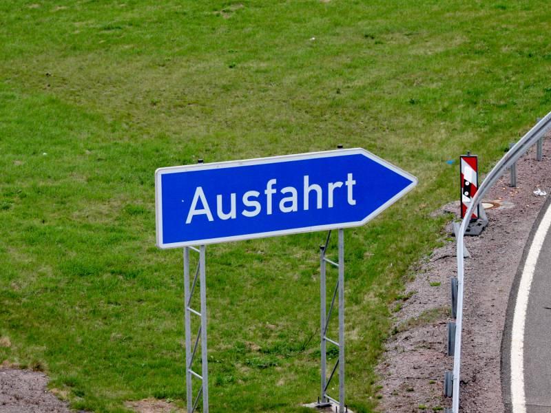 Union Und Spd Weisen Gruenen Forderung Nach Autobahn Baustopp Zurueck