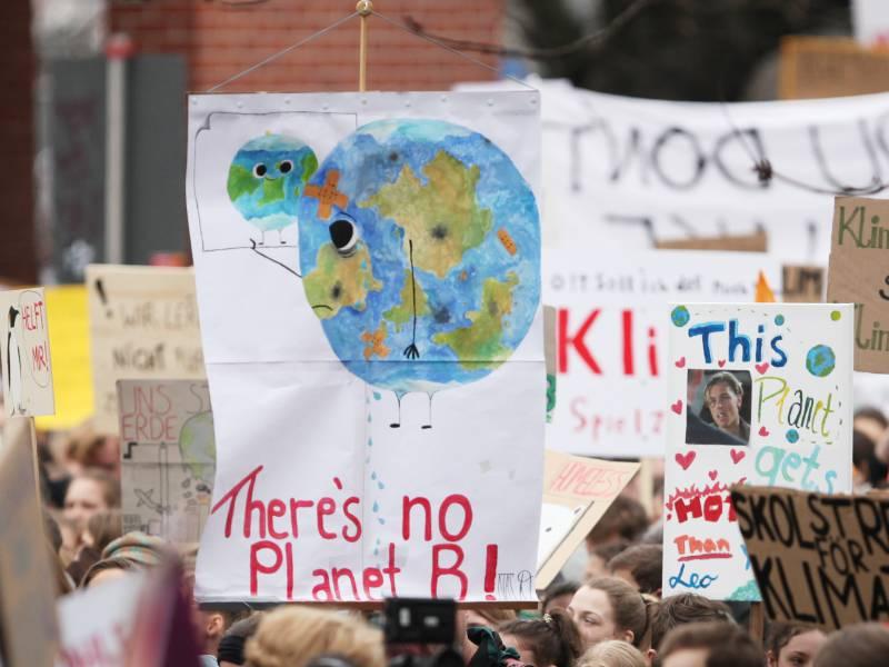 Unionsfraktionsvize Klimaschutz Ist Kein Modethema