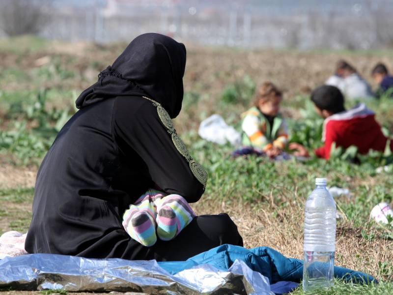 Uno Fluechtlingshilfe Warnt Vor Zunehmender Ernaehrungsunsicherheit