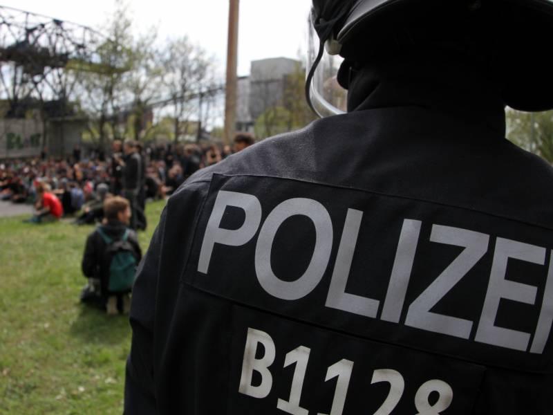 Verfassungsschutz Neue Gewalt Qualitaet Im Linksextremen Milieu