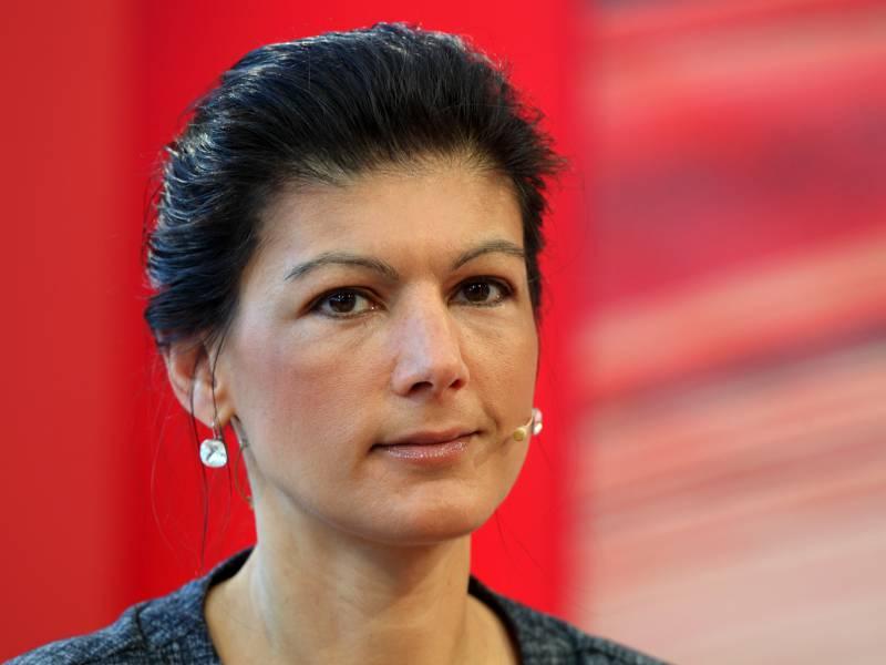 Wagenknecht Linke Politik Hat Sich Stark Gewandelt
