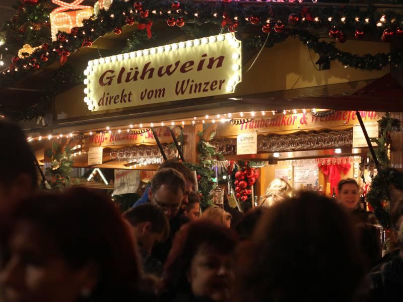 Weihnachtsmarkt Am Berliner Gendarmenmarkt Abgesagt