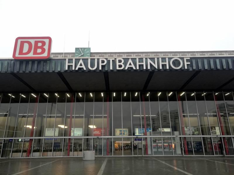 Wieder Weniger Fahrgaeste Im Fernverkehr Der Deutschen Bahn