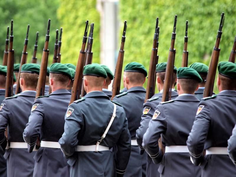 Zahl Minderjaehriger Bundeswehr Soldaten Gestiegen