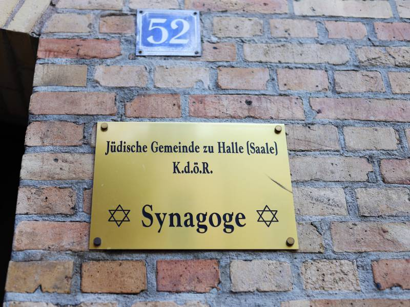 Zentralrat Der Juden Fordert Hohen Schutz Fuer Synagogen