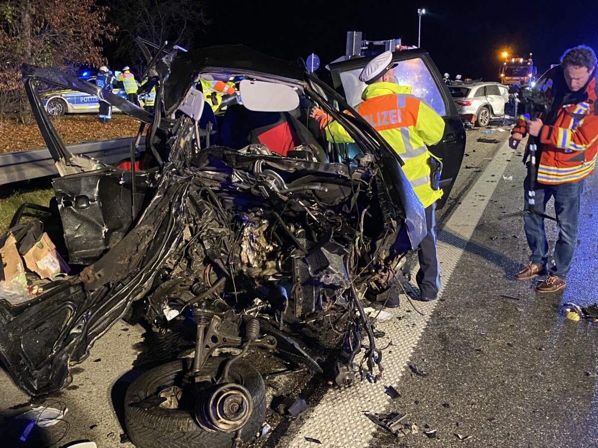 034ADEEB-ED26-4802-98E1-AC741B8FEB82 Vier Tote bei Unfall mit Falschfahrer auf Autobahnring München Überregionale Schlagzeilen Vermischtes |Presse Augsburg