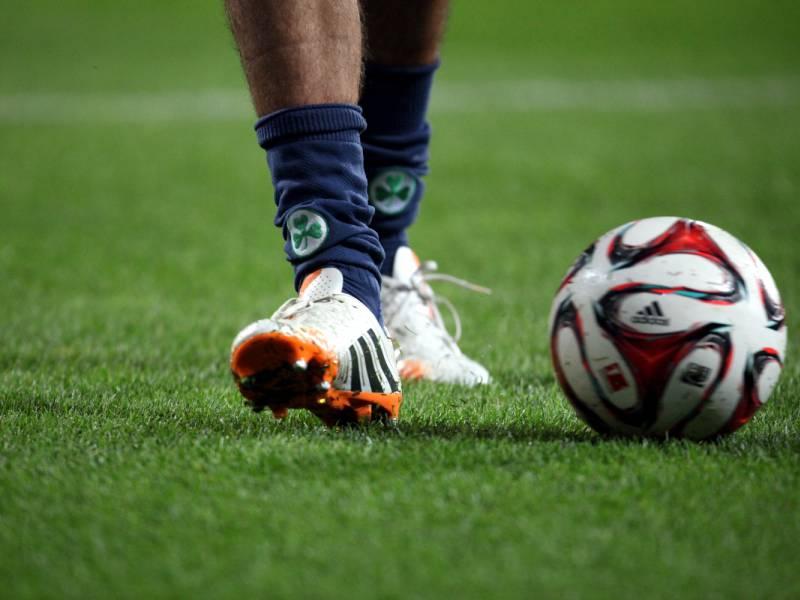 2 Bundesliga Fuerth Gewinnt Frankenderby Gegen Nuernberg