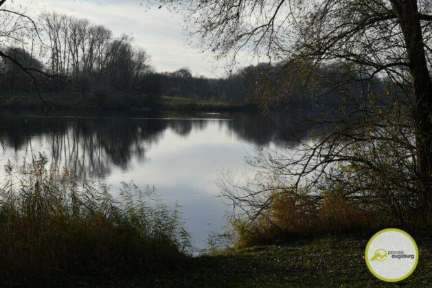 2020 11 22 Der Autobahnsee Im November 10