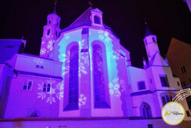 2020 11 29 Advent Beleuchtung Weihnachten Augsburg Cze 1