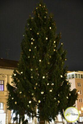 2020 11 29 Advent Beleuchtung Weihnachten Augsburg Cze 19