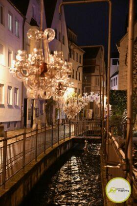 2020 11 29 Advent Beleuchtung Weihnachten Augsburg Cze 6