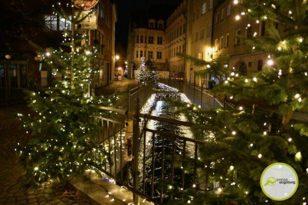 2020 11 29 Advent Beleuchtung Weihnachten Augsburg Cze 7