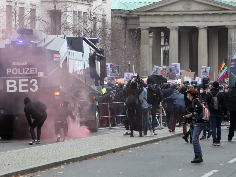257-strafermittlungsverfahren-nach-protesten-vom-mittwoch 257 Strafermittlungsverfahren nach Protesten vom Mittwoch Überregionale Schlagzeilen Vermischtes |Presse Augsburg