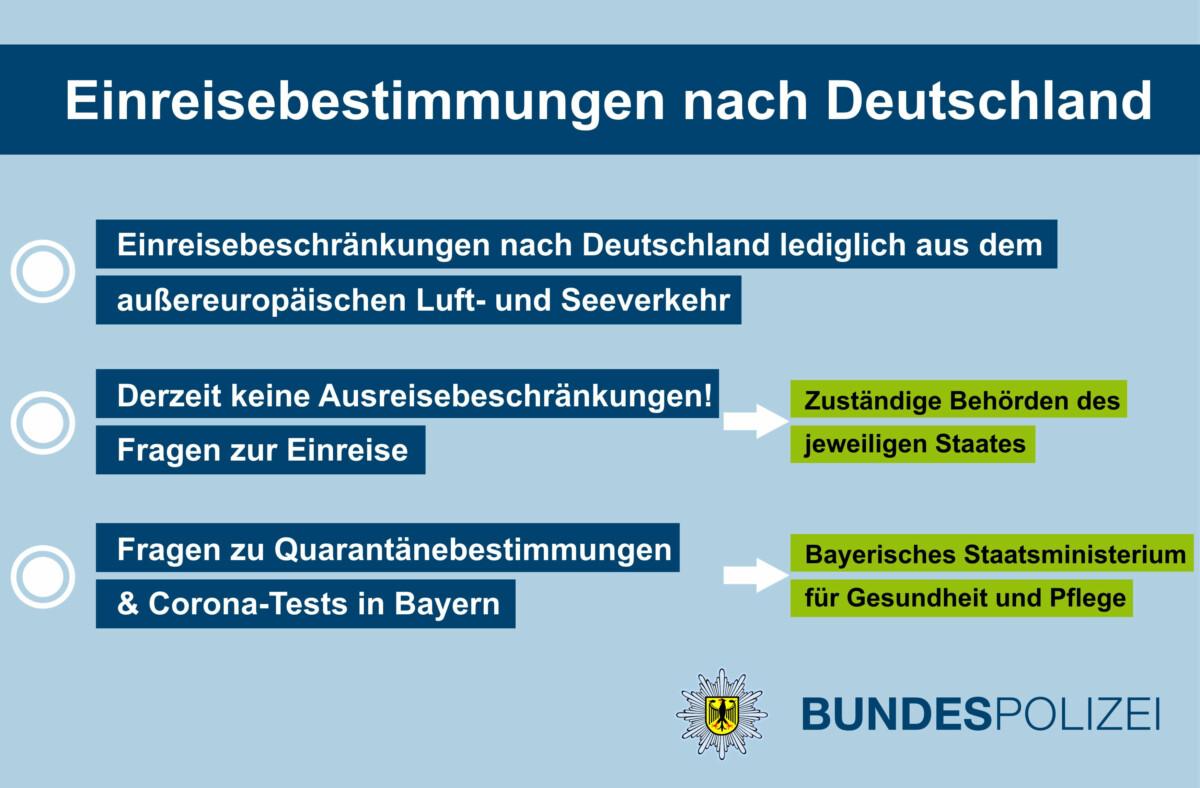 935F0647-FEB0-4727-B88F-C5E0B3A82B4F Bundespolizei in Bayern intensiviert Anti-Corona-Maßnahmen Bayern Vermischtes |Presse Augsburg