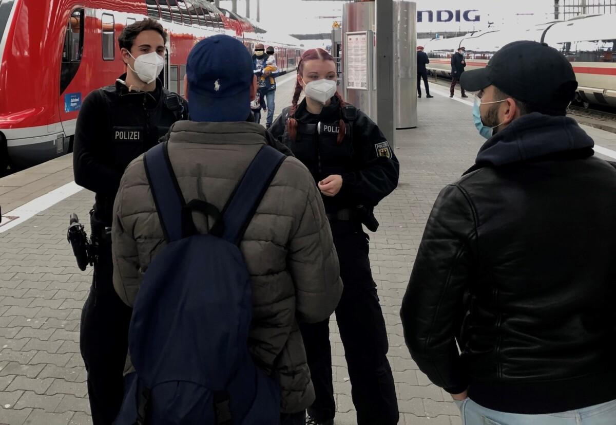 97D55C9F-B597-4C3C-B962-57DECAF8C760 Bundespolizei in Bayern intensiviert Anti-Corona-Maßnahmen Bayern Vermischtes |Presse Augsburg