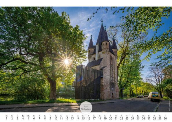 Kalender 2021 A3 Augsburg B Pfade5