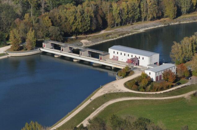 Wasserkraftwerk Feldheim