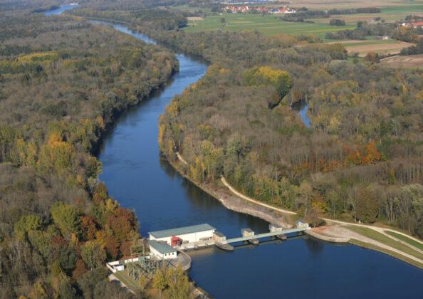 Wasserkraftwerk Oberpeiching