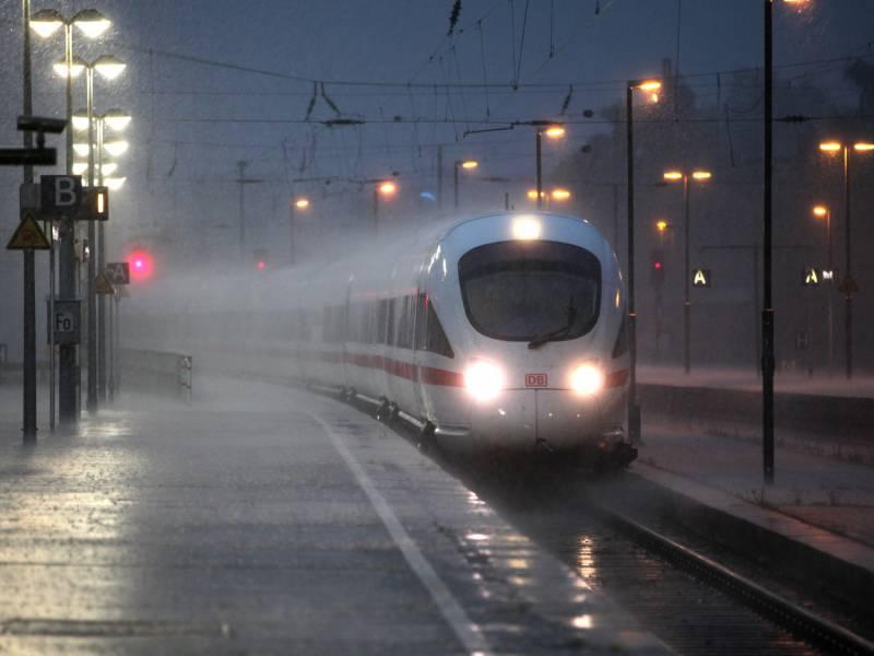 Ab Freitag Neue Corona Regeln Bei Der Bahn Im Fernverkehr