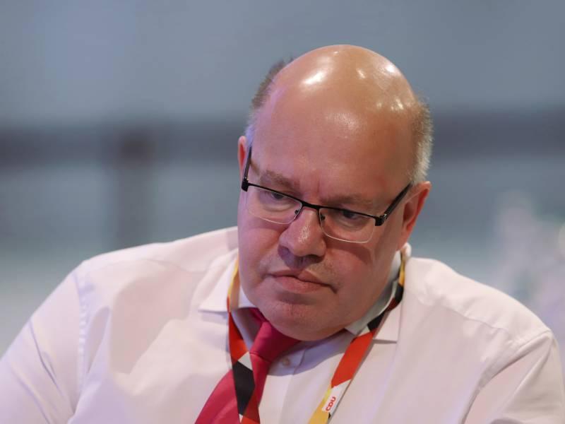 Altmaier Ohoven Hat Grosses Fuer Mittelstand Geleistet