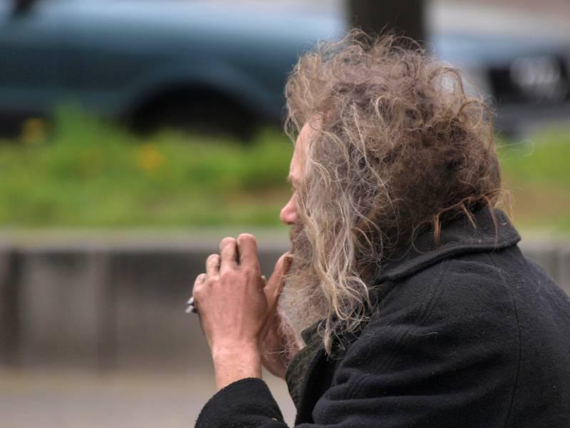 Anlaufstellen Fuer Obdachlose Wegen Corona Knapp Geworden