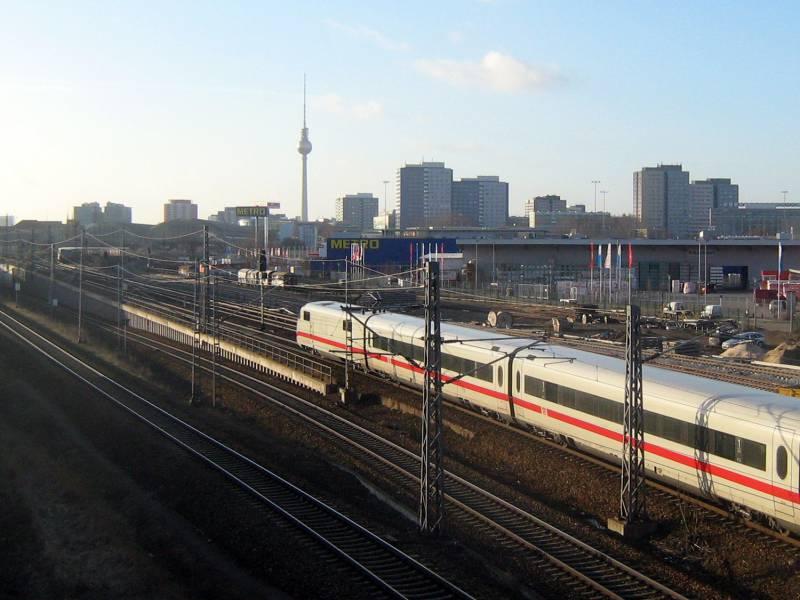 Bahn Erwartet Rekordverlust Von 56 Milliarden Euro