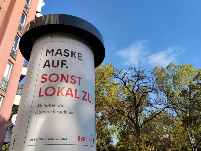 Berlins Regierender Verteidigt Lockdown Entscheidung