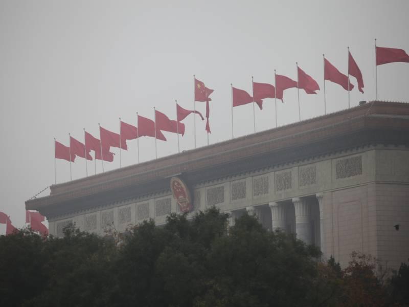 China Legt Sich Auch Auf Biden Fest