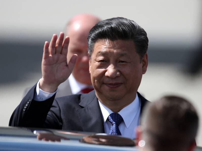Chinas Praesident Gratuliert Biden Zum Us Wahlsieg