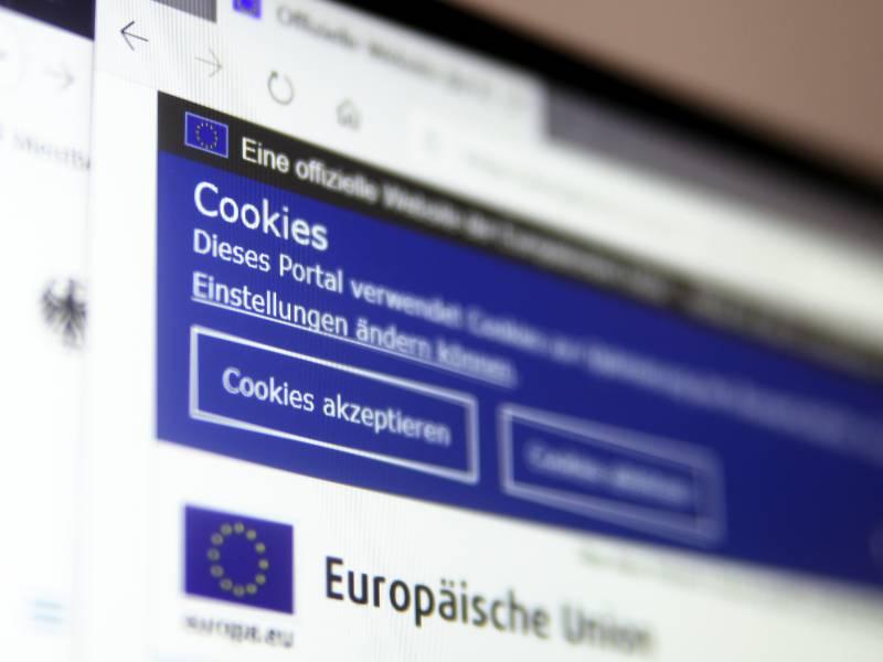 Cookie Banner Spalten Internetnutzer