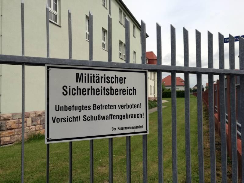 Corona Impfstoff Soll In Kasernen Gelagert Werden