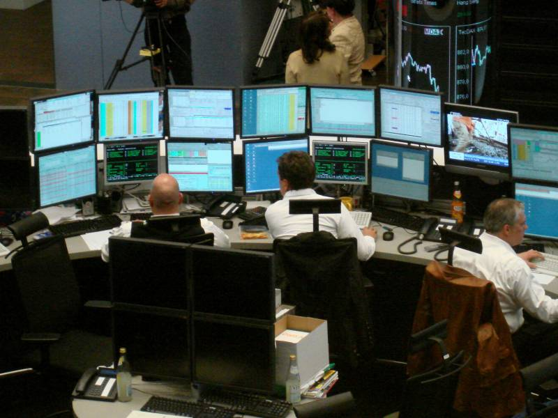 Dax Legt Zu Eurozonen Bip Macht Mut