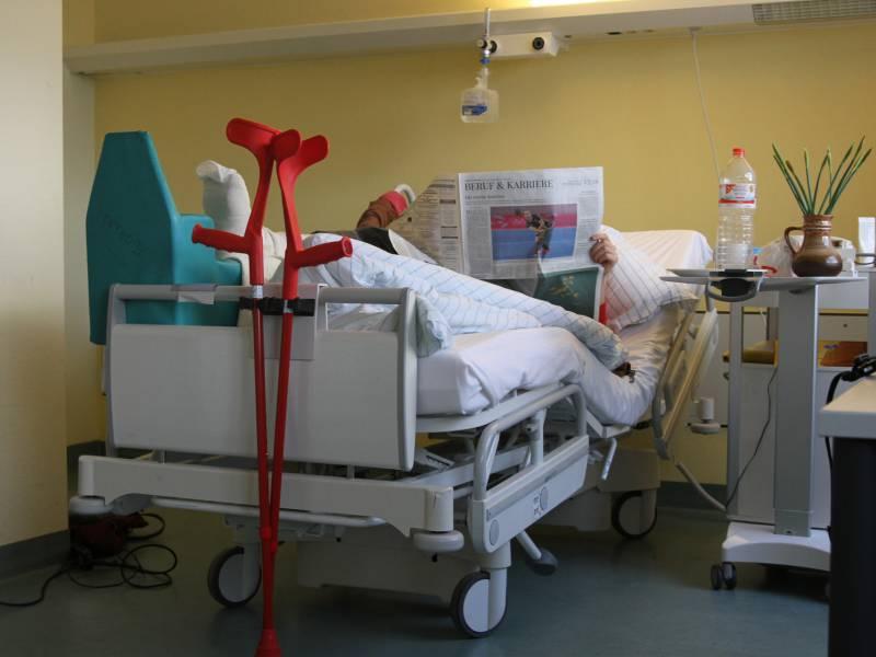 Divi Verlangt Stopp Verschiebbarer Eingriffe In Krankenhaeusern