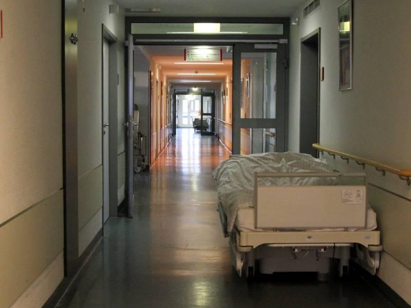 Divi Zahl Verfuegbarer Intensivbetten In Deutschland Fehlerhaft