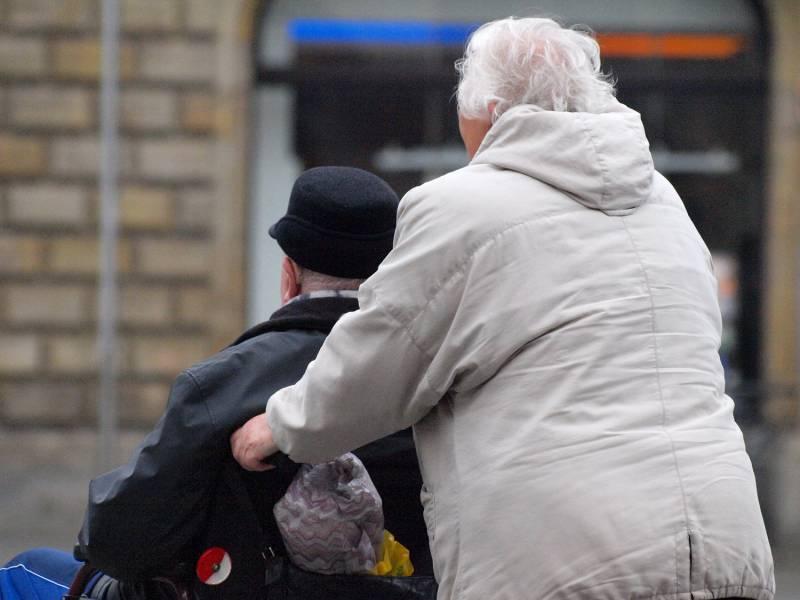 Diw Spaeterer Renteneintritt Verschaerft Lage Bei Haeuslicher Pflege