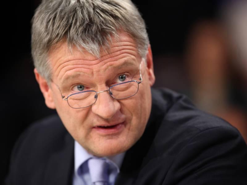 Extremismus Experte Funke Meuthen Will Partei Spalten