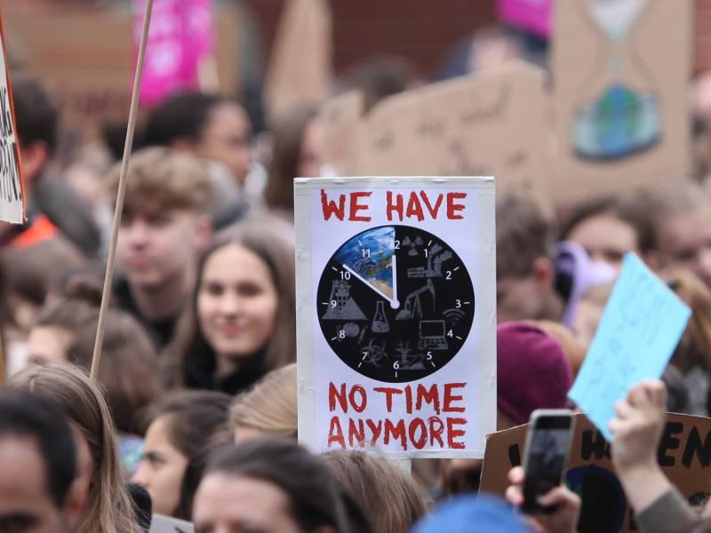 Fridays For Future Bemaengelt Bidens Klimaschutzplan