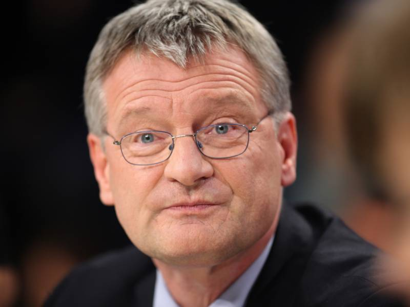 Gauland Kritisiert Parteitagsrede Von Meuthen