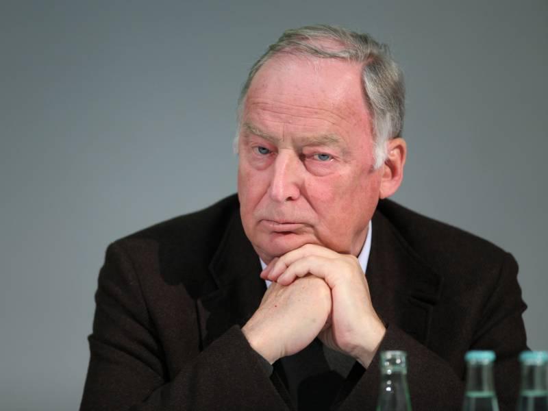 Gauland Will Noch Einmal Fuer Den Bundestag Kandidieren