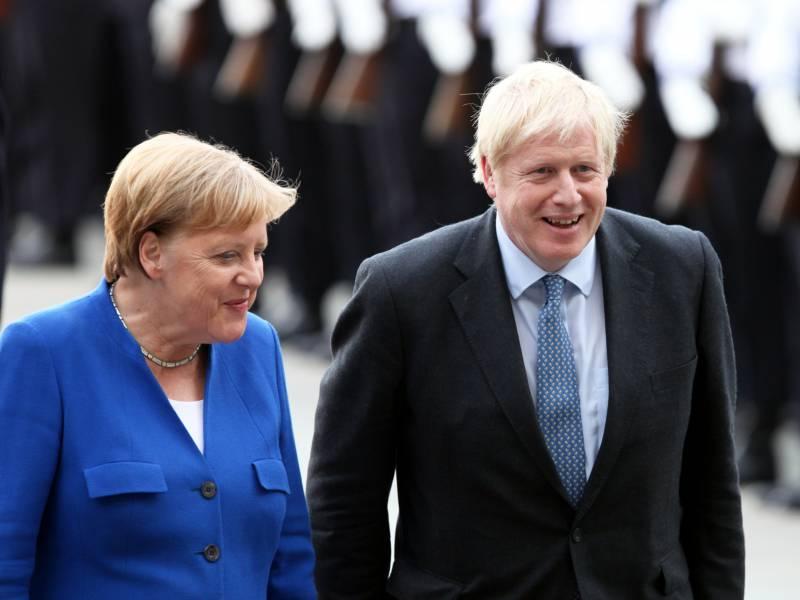 Grossbritannien Und Deutschland Erkennen Bidens Wahlsieg An