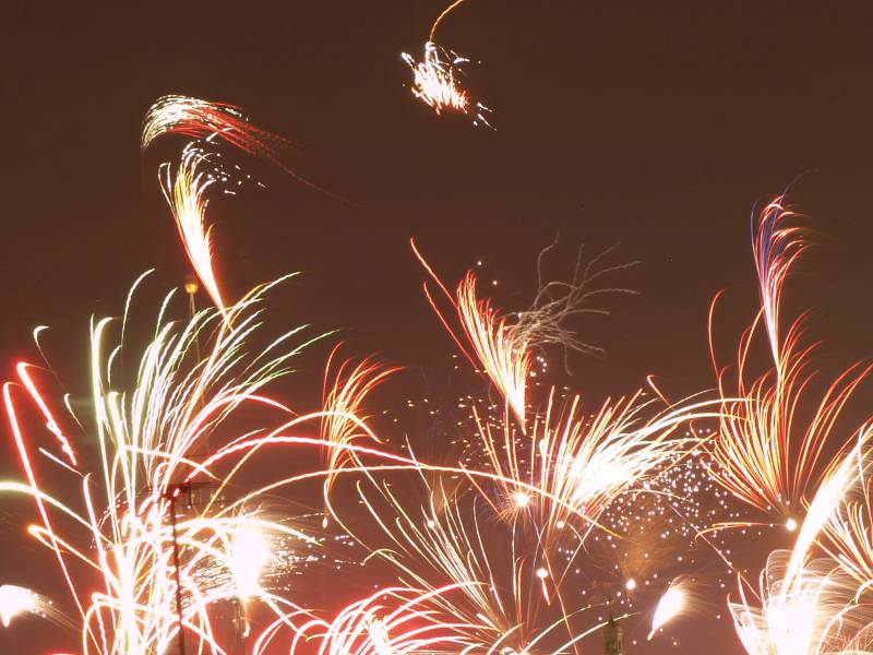 Handel Fuerchtet Feuerwerksverbot An Silvester