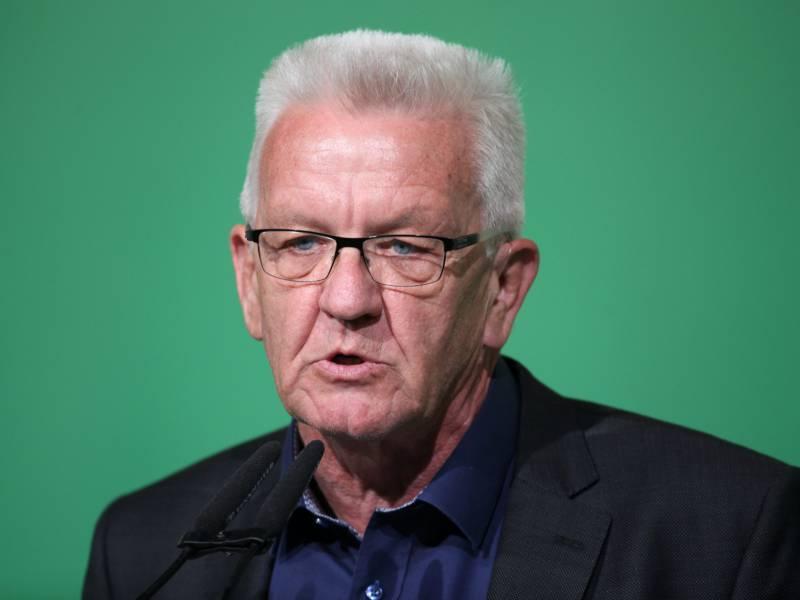 Kretschmann Haelt Gruenen Sieg Bei Bundestagswahl Fuer Moeglich