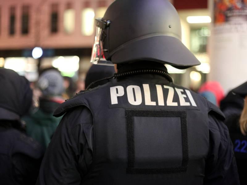 Linken Chefin Kritisiert Polizeieinsatz In Leipzig 1