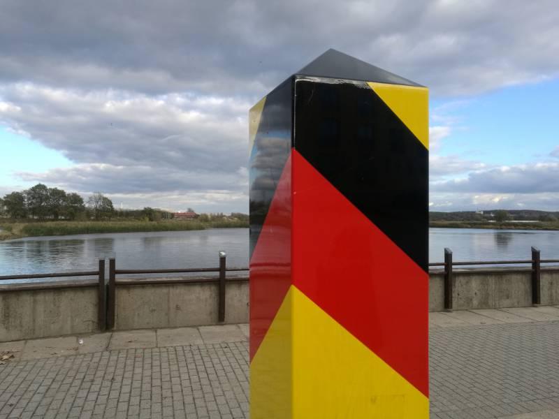 Maas Grenzen Bleiben Offen