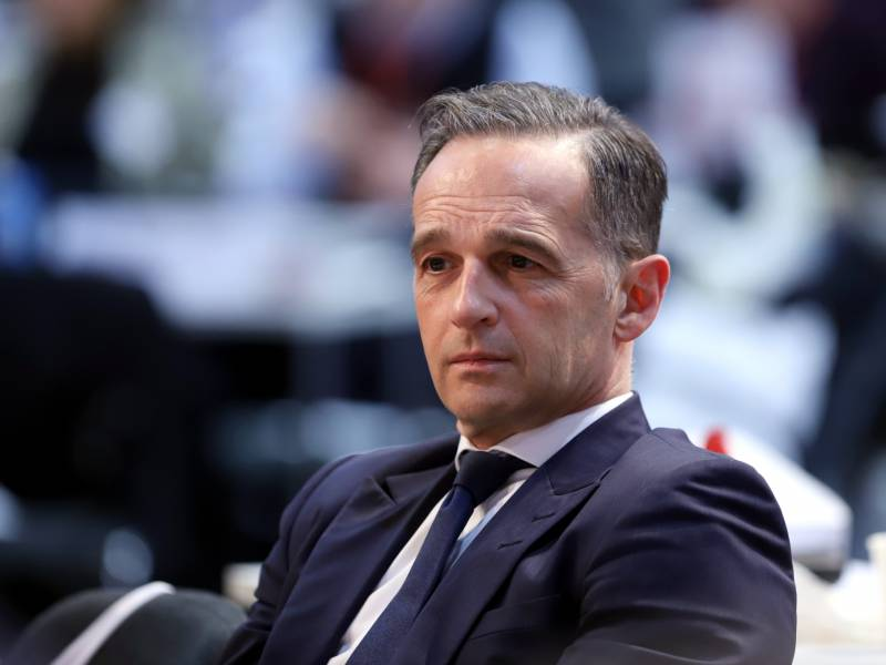 Maas Hofft Auf Anstaendige Verlierer Bei Us Wahl