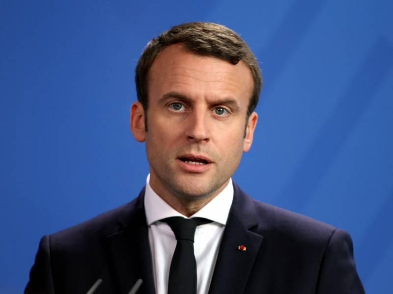 Macron Kuendigt Reform Des Schengen Abkommens An